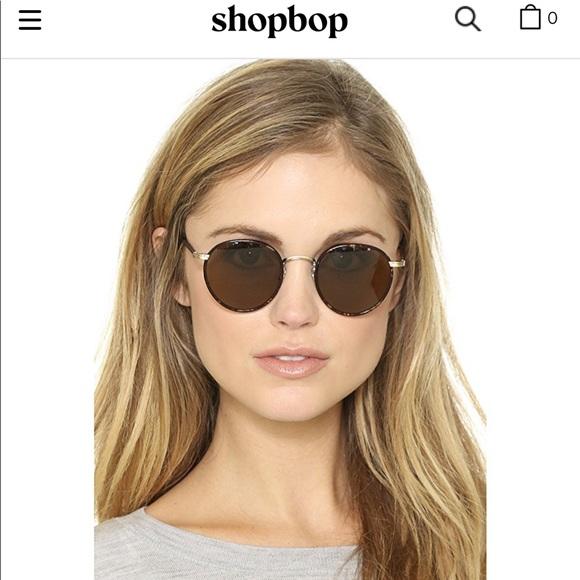 40894e8fbaca Garrett Leight Accessories | Wilson Sunglasses | Poshmark
